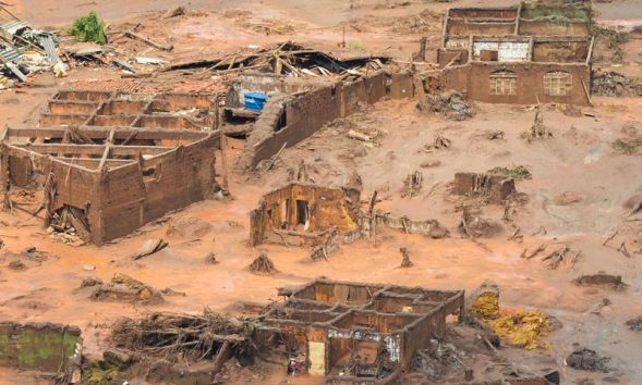 В Бразилии виновник экологической катастрофы выплатит почти 5 млрд евро