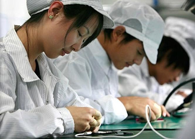 Промышленность Китая сбрасывает обороты