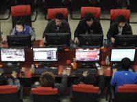 Китайцам запретили публиковать новости в интернете без одобрения властей