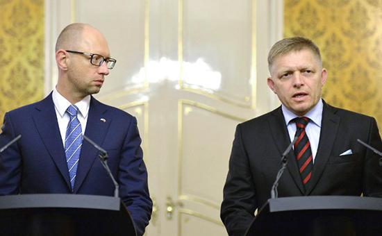 Словакия и Украина расценивают подписание «Северного потока-2» европейскими партнерами как предательство