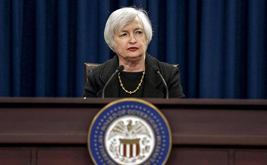 Глава ФРС США заявила о возможном повышении процентной ставки