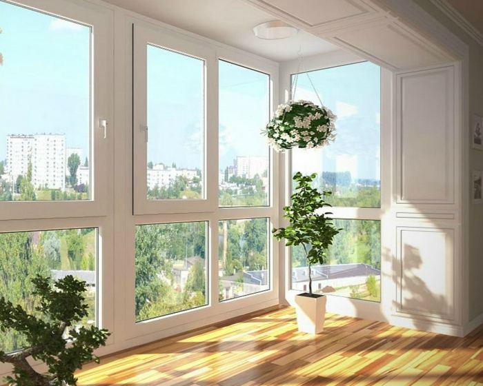 5+ преимуществ ПВХ-окна со стеклопакетом, заполненным аргоном