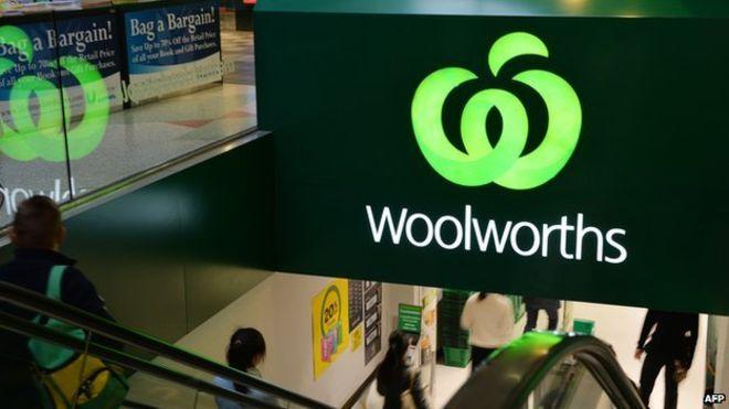 Глава сети  Woolworths подал в отставку по причине экономических проблем