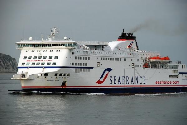 Паромную переправу между Англией и Францией выкупают датчане