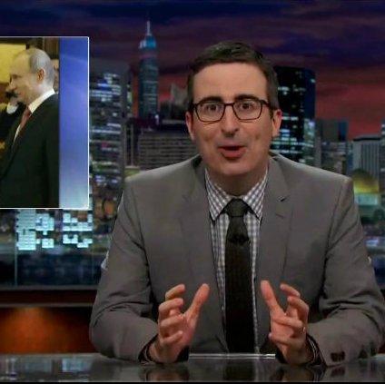 В американском шоу высмеяли постоянные опоздания Путина