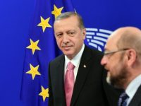Турция хочет от ЕС не только безвизового режима, но и денег на мигрантов (видео)