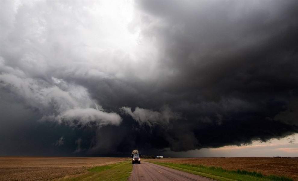 По штатам США прошлись 26 торнадо