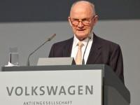 Легендарный Фердинанд Пиех покинул пост в Volkswagen