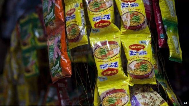 Nestle уничтожит лапшу собственной продукции на сумму в 50 миллионов долларов