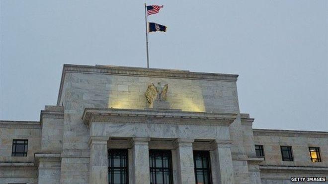 Федеральная резервная служба США увеличивает процентные ставки