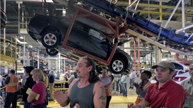 Рост промышленного производства в США замедлился в июне