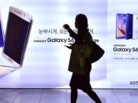 Доходы технологического гиганта Samsung идут на спад