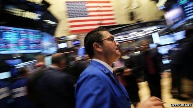 Технический сбой на Нью-Йоркской фондовой бирже
