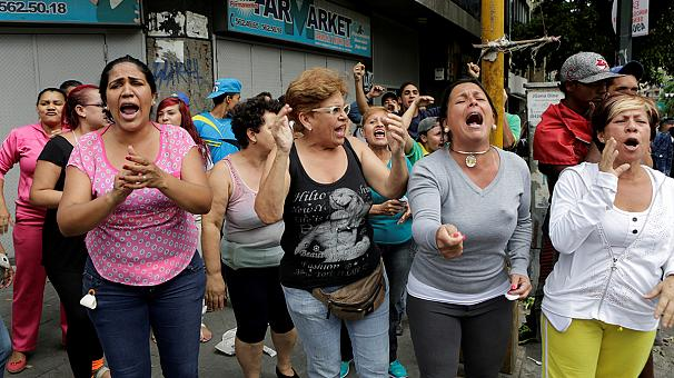Нефтяная жемчужина Венесуэла страдает от нехватки продовольствия