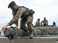 Перед лицом российской угрозы Европа начинает вооружаться