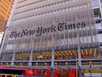 Нью-Йорк Таймс закрывает штаб-квартиру в Париже