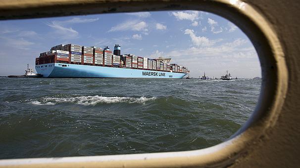 Нефтяной бизнес Maersk понес значительные потери