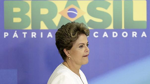 Судный день для Дилмы Русеф: сенат Бразилии отстранил ее от власти (видео)
