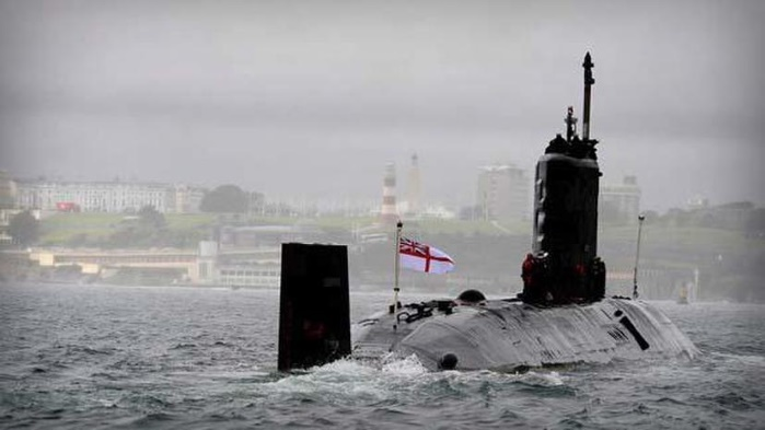 9 подводников Британии уволили из-за секс-скандала