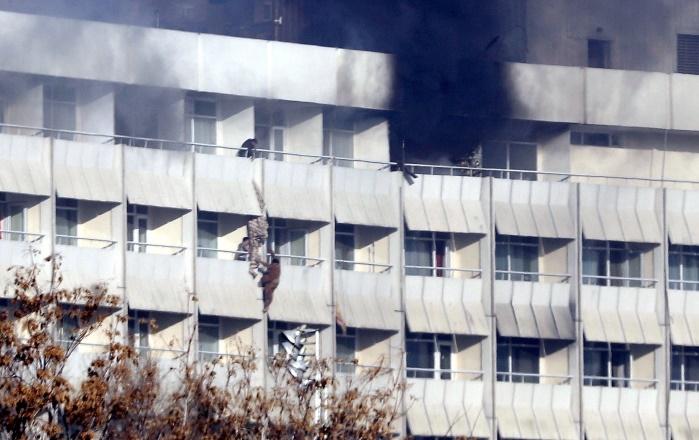 9 украинцев убито во время теракта в Кабуле, — ВВС