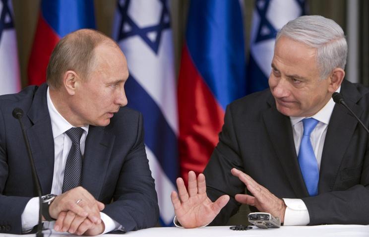 На встрече Нетаньяху с Путином будет обсуждаться вопрос вооружений сирийских боевиков
