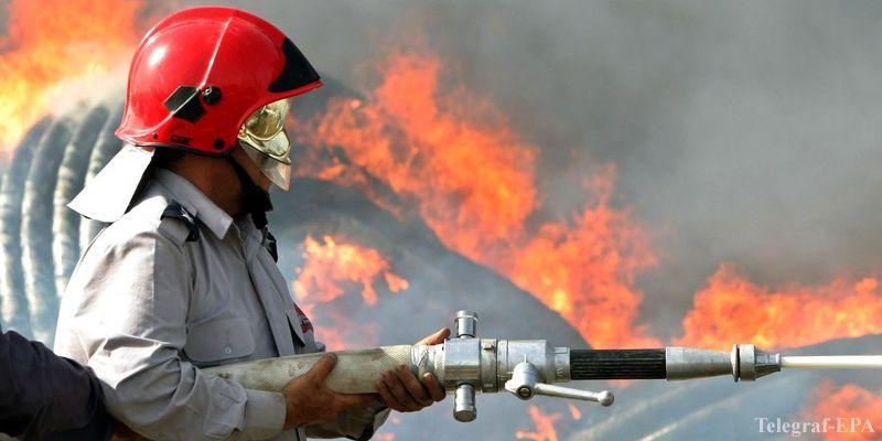 В Багдаде при пожаре в больнице погибли 11 младенцев