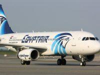 Самолет Airbus A320 компании EgyptAir, летевший из Парижа в Каир,  упал в море