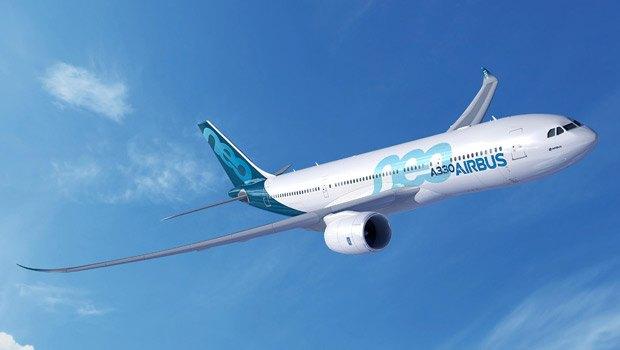 Airbus продаст 55 самолетов на сумму, превышающую 10 миллиардов долларов