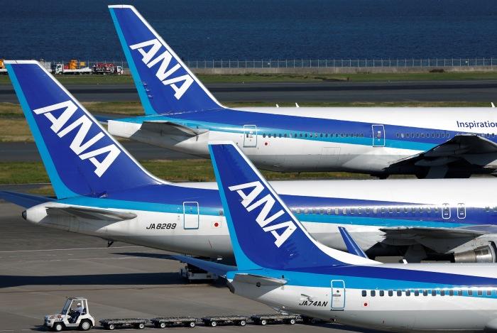 В аэропортах Японии сбой компьютерной системы привел к отмене 87 рейсов