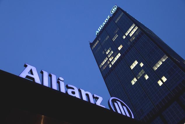 В первом квартале чистая прибыль Allianz выросла до 2,3 миллиардов евро