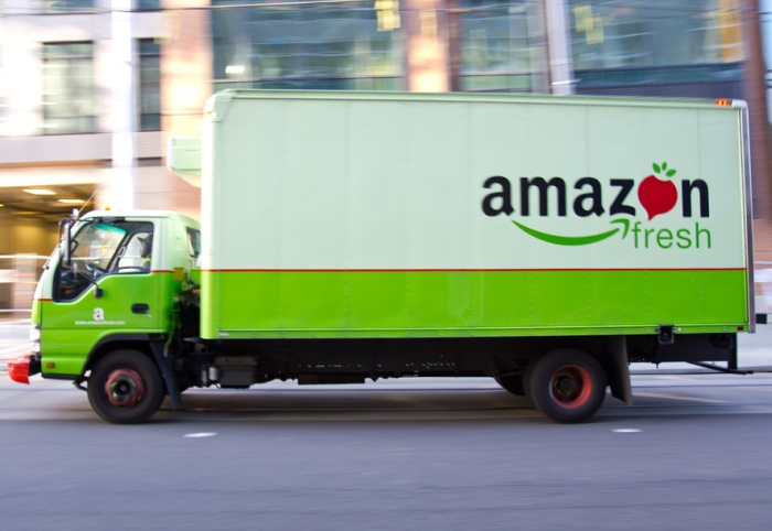 Amazon запустил сервис доставки еды за пределами США