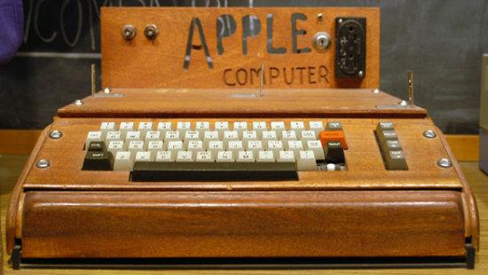 Жительница США выбросила первый экземпляр Apple, стоимостью 200 тысяч долларов