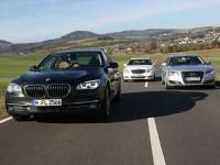 Немецкие автоконцерны BMW, Audi и Daimler наращивают темпы продаж