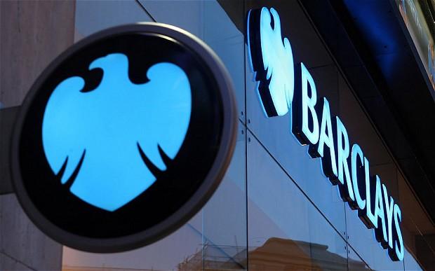 В 1 полугодии чистая прибыль Barclays выросла на 43%