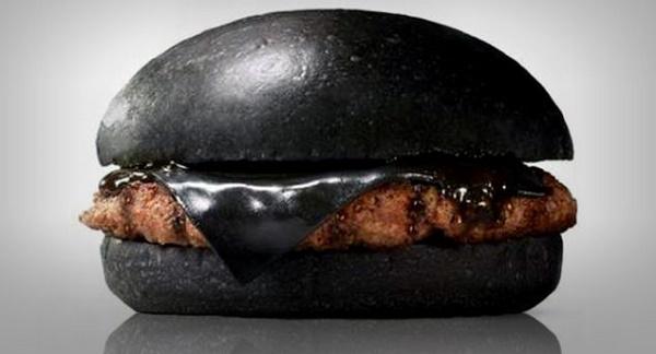 Японский бургер для Дарта Вейдера