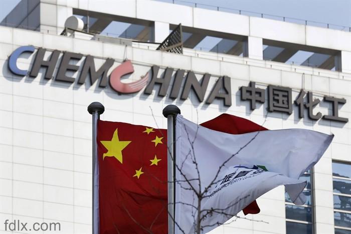Госкомпания ChemChin из Китая хочет купить швейцарскую Syngenta за 43 млрд долларов