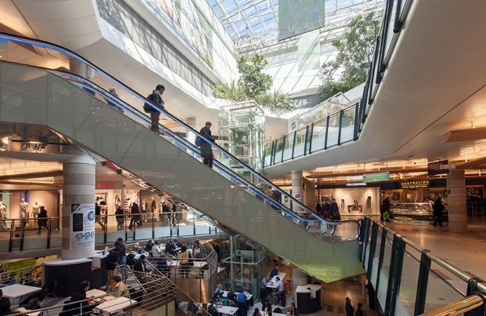 В торговом центре Брюсселя City2 проводится АТО