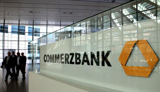 Чистая прибыль Commerzbank в 1-ом полугодии 2015 года выросла вдвое