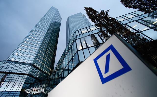 В крупнейшем банке Германии Deutsche Bank запланирована глобальная реорганизация