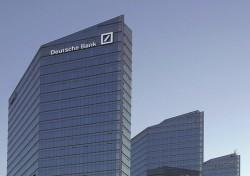 Bloomberg: Deutsche Bank AG оштрафован за дачу неправдивых данных
