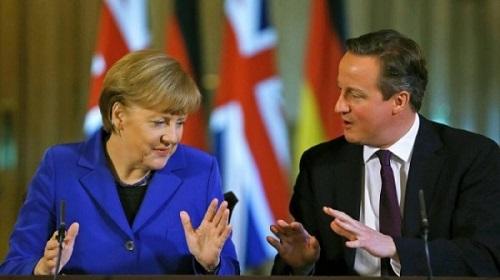 Великобритания выходит из ЕС?