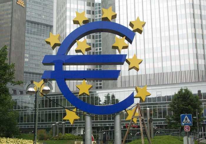 Европейский центробанк понизил базовую ставку до 0%, ставка по депозитам понижена до -0,4%