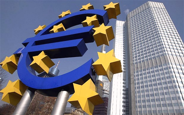 Европейский центробанк оставил базовую ставку на рекордно низком уровне в 0,05%