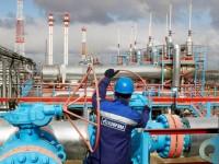 В 2014 году чистая прибыль Газпрома снизилась в 3,3 раза