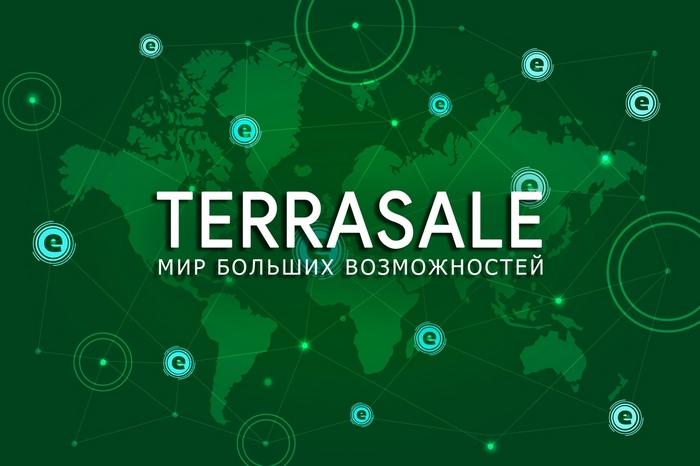 Terrasale – проводник в мире новой информации