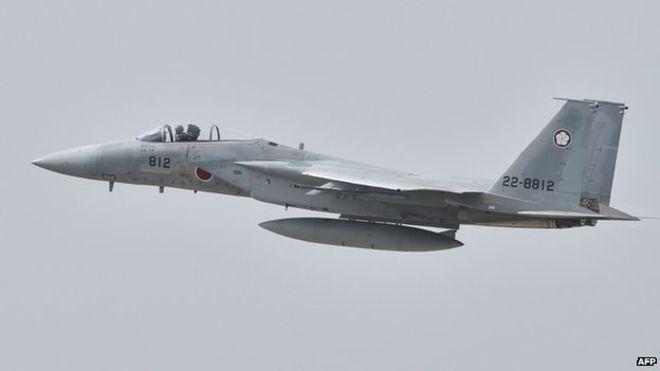 Япония вооружается