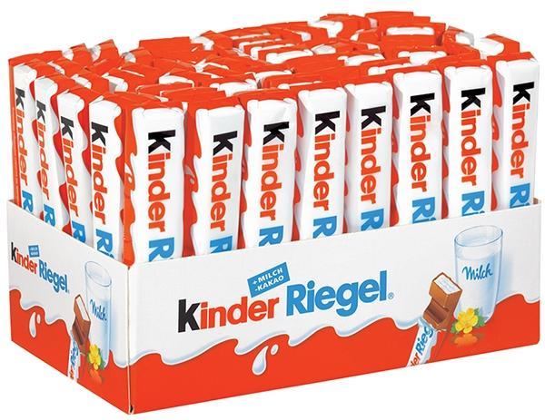 Компания Ferrero рассказала, какие именно вредные вещества входят в состав Kinder
