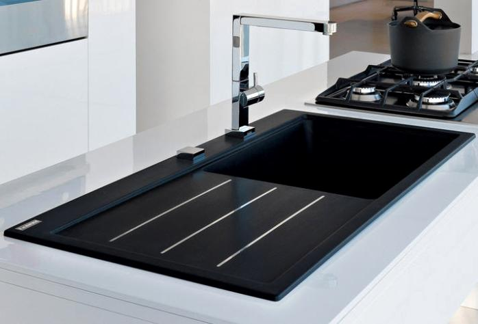 Кухонные мойки — какая лучше?