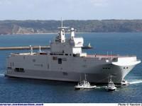 Расторжение контракта о продаже французских военных кораблей России обойдется в миллиард долларов