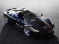 Новый кабриолет LaFerrari полностью распродан еще до презентации